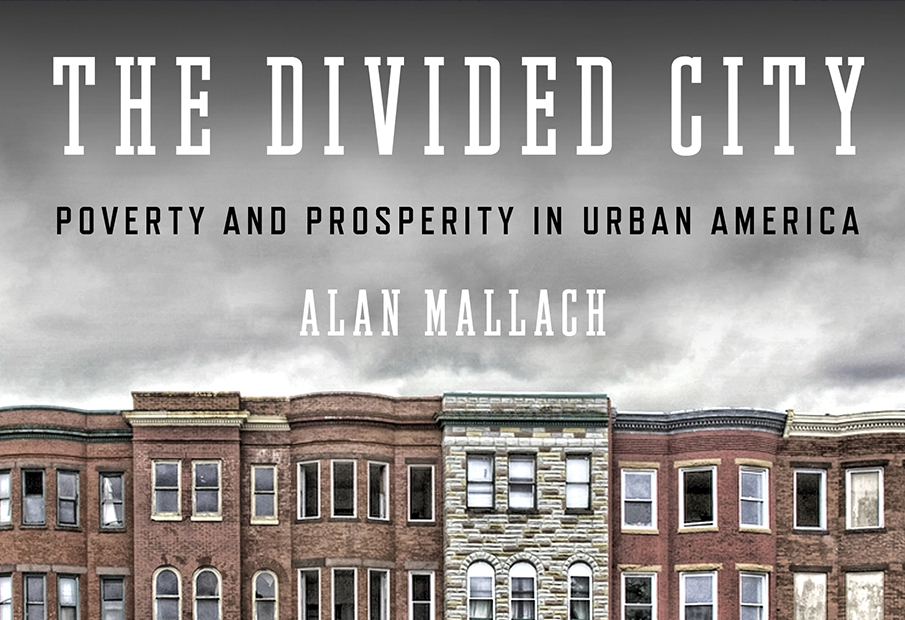 Book Review: The Divided City, by Alan Mallach - News | Planetizen