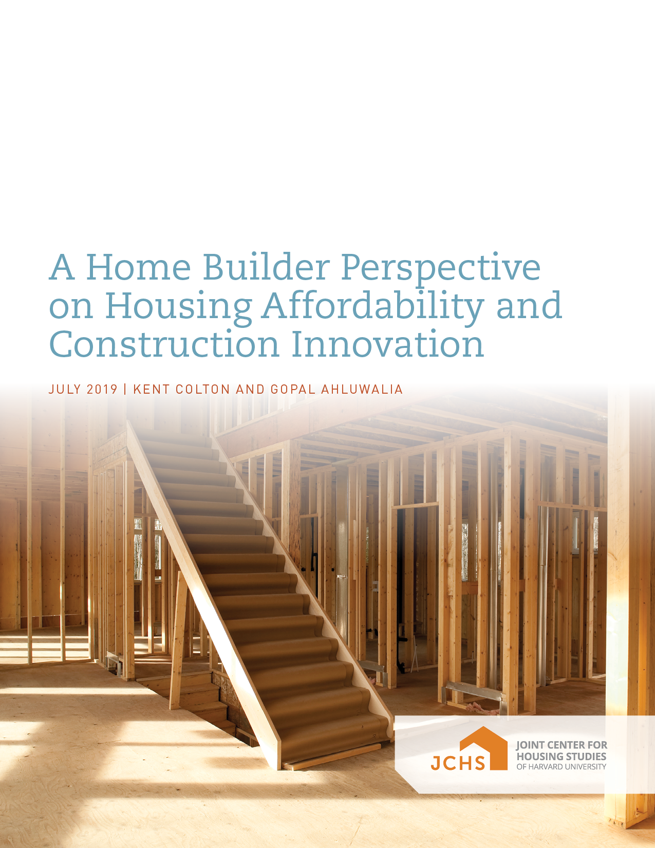 A Home Builder Perspective on Housing Affordability and Construction Innovation