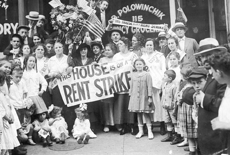 Should There Be a COVID-19 Rent Strike?