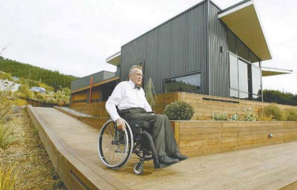 Crossing the Threshold: Problems and Prospects for Accessible Housing Design