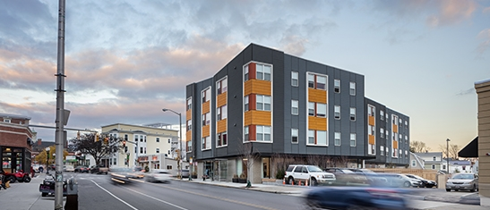 HOW DO FUNDING AND REVIEW PROCESSES SHAPE THE DESIGN OF AFFORDABLE HOUSING: LESSONS FROM MASSACHUSETTS