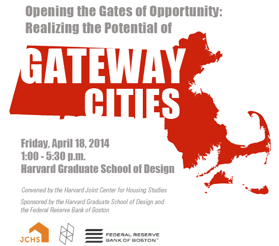 Opening the Gates of Opportunity: Realizing the Potential of Gateway Cities in Massachusetts