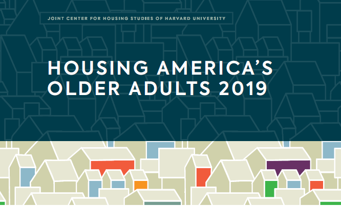 New Report: Housing America's Older Adults 2019