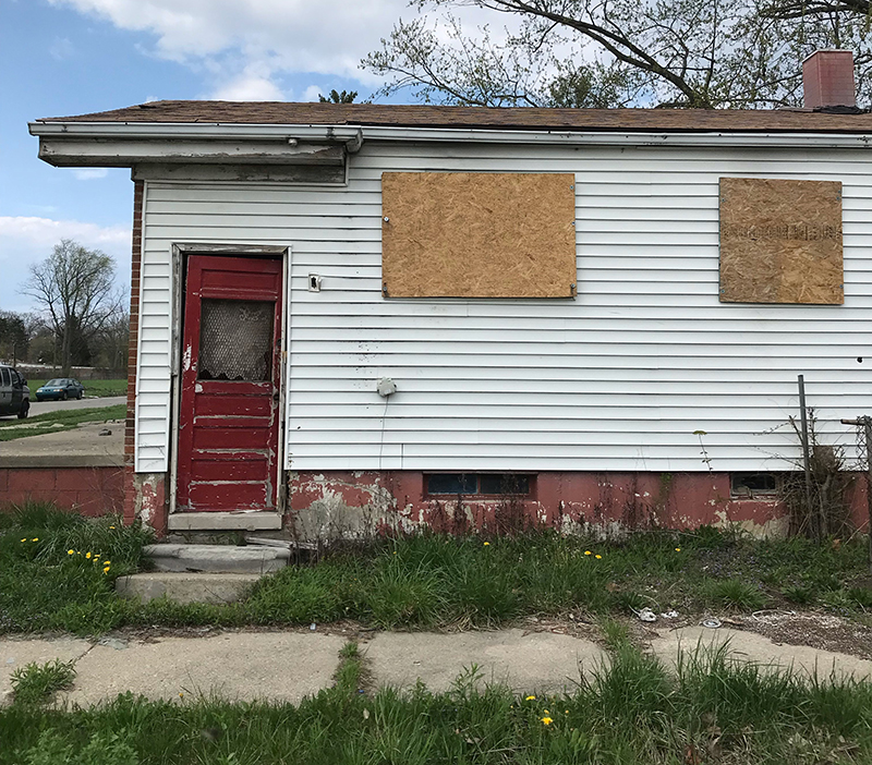 "Disposable Houses: An Ethnography of ""Unreal Estate"" in Detroit"