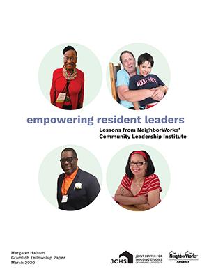 Empowering Resident Leaders: Lessons from NeighborWorks' Community Leadership Institute