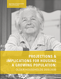 Projections and Implications for Housing a Growing Population: Older Adults 2015-2035