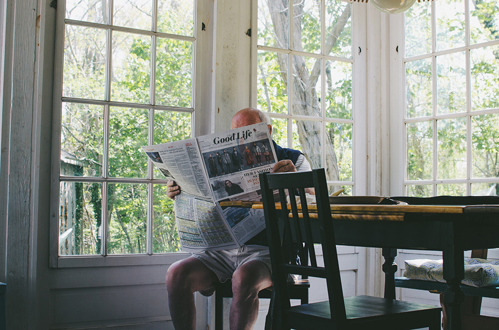 What Do We Mean When We Talk About 'Aging in Place'?