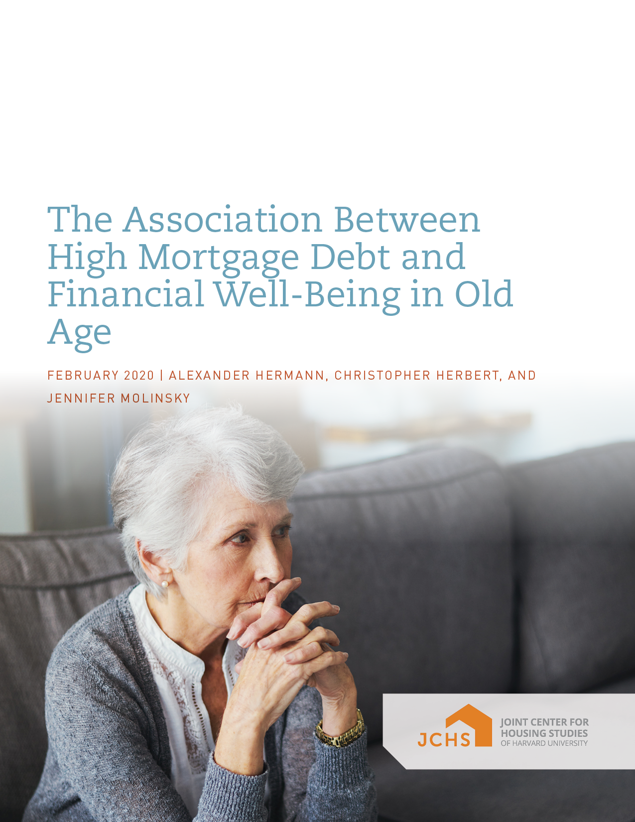 The Association Between High Mortgage Debt and Financial Well-Being in Old Age: Implications for the Financial Education Field