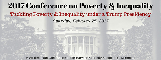 HKS 2017 Conference on Poverty and Inequality