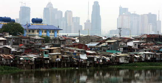 Homeownership on the Fringes: Understanding tenure security as a tool of slum clearance in modern Manila (with Nancy Kwak)