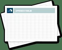 Appendix Tables