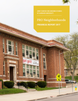 PRO Neighborhoods Progress Report 2017