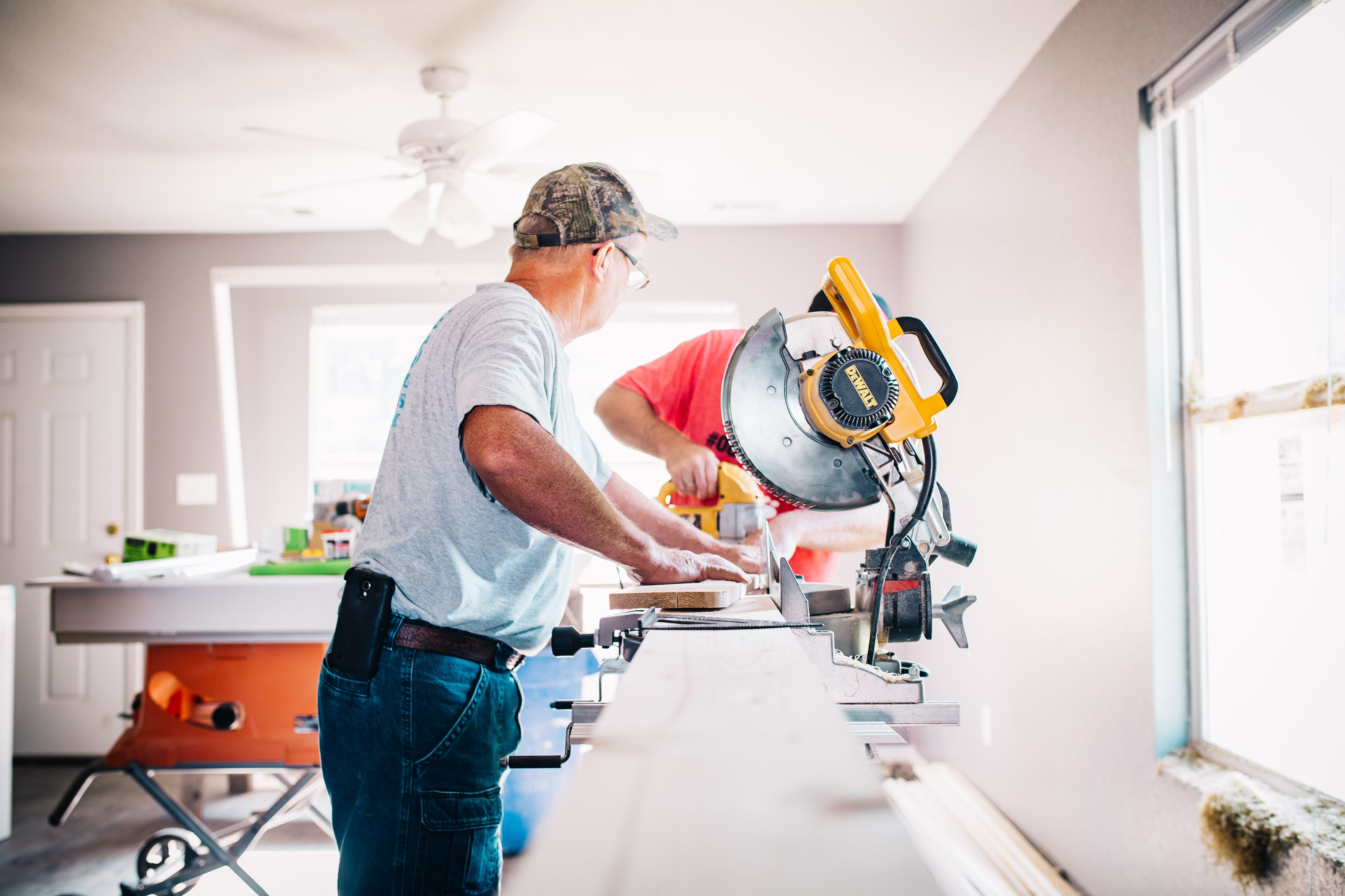Growth in U.S. home remodeling spending to fall below historic average by 2020