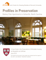 Profiles in Preservation: Battery Park Apartments in Asheville, North Carolina
