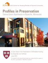 Profiles in Preservation: Sienna Green Apartments in Roseville, Minnesota