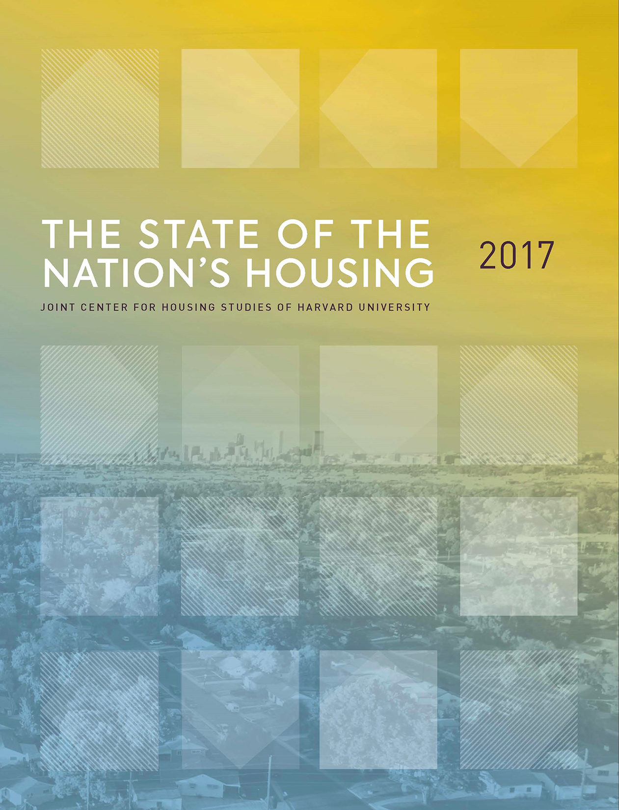 Harvard State of the Nation's Housing 2017 - Report