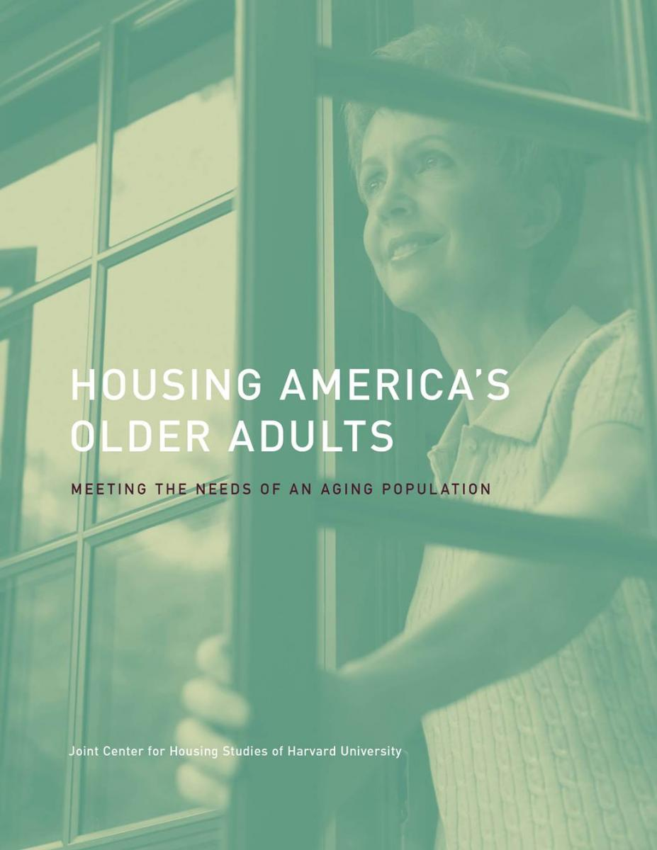Housing Americas Older Adults Joint Center For Housing Studies - Us aging population interactive map